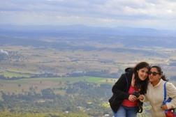 En lo alto de Tamborine Mountain