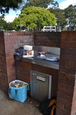 Las zonas de barbecue que no dejan de ser un aporte al momento de salir a pasear