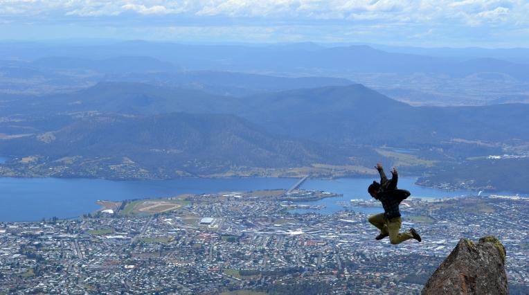 Y otras locuras en Mount Wellington