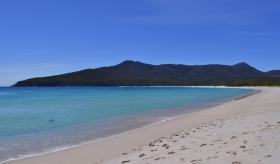 Wineglass Bay - Esta playa quedará por siempre en el recuerdo.