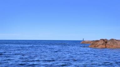 Sleepy Bay y sus rocas ideales para piqueros!