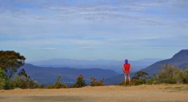 Golden Valley - Y esa vista que te llena de energías!