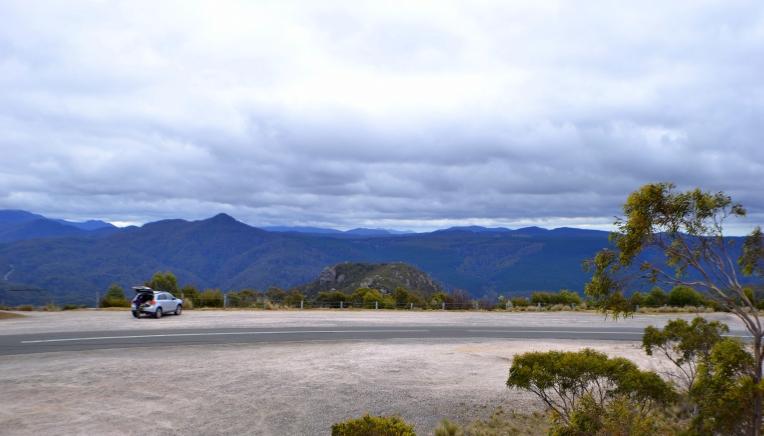 Mount Roland - Desde lo alto