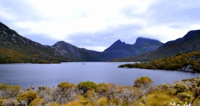 Cradle Mountain - Dove Lake